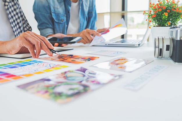 Spójna identyfikacja wizualna firmy