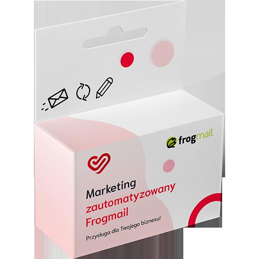 Marketing zautomatyzowany - system Frogmail