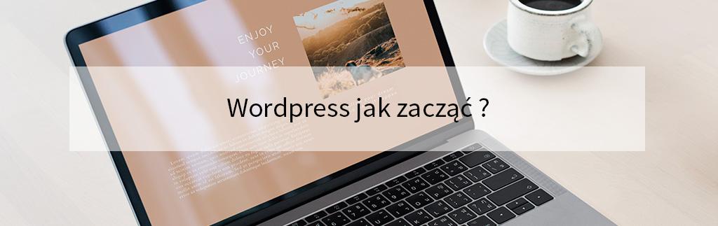 Wordpress jak zacząć